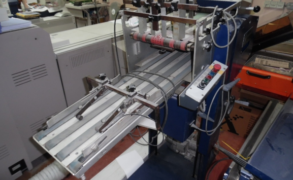 WAHLI TM 530 ENVELOPE FEEDER