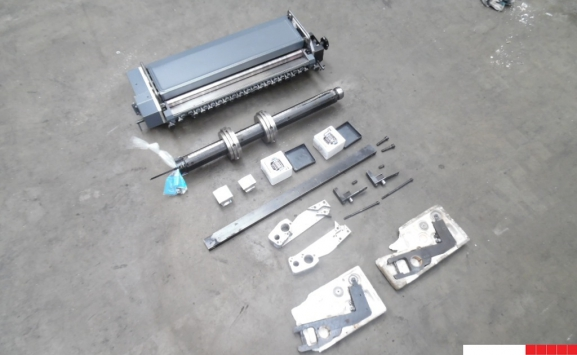NUMBERING AND PERFORATION UNIT FOR GTO 52
