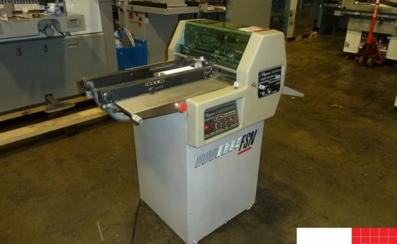 morgana fsn rotary numbering and perforating machine