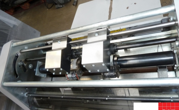 used morgana fsn numbering machine