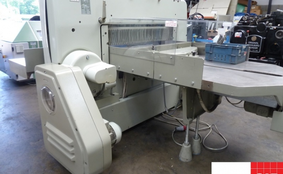polar 115 em-mon guillotine for sale