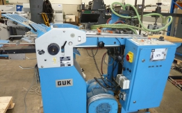 GUK FA 35 2-2 FOLDING MACHINE