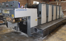 KOMORI LITHRONE L-526 OFFSET