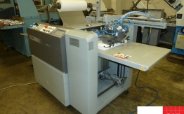 komfi amiga 52-A single sided thermal laminator