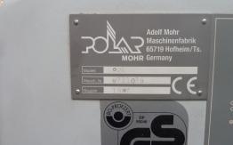POLAR 92 E (USED GUILLOTINE)