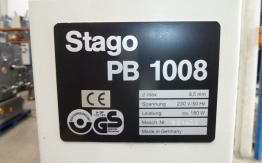 STAGO PB 1008 PAPER DRILL