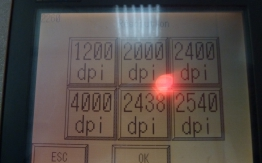 SCREEN PLATERITE 8000 II CTP