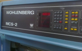 WHOLENBERG 92 MCS GUILLOTINE