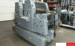 HEIDELBERG GTO 52-ZP TWO COLOUR OFFSET FOR SALE