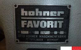 HOHNER FAVORIT SADDLE STITCHER
