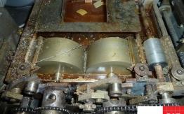 HORIZON BQ 440 FOUR CLAMPS PERFECT BINDER