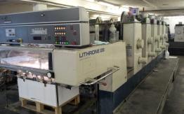 KOMORI LITHRONE L-528 ESA OFFSET