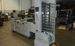 1999 HORIZON VAC100 BOOKLET MAKER