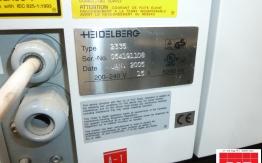 Heidelberg Topsetter 74P CTP System