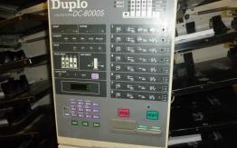 DUPLO DC 8000 S BOOKLET MAKER