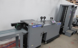 DUPLO SYSTEM 5000 BOOKLET MAKER