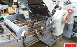Stahl T 52 4-4-X 16 Pages Paper Folding Machine
