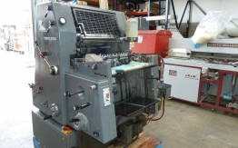 HEIDELBERG GTO 46 ONE COLOUR OFFSET