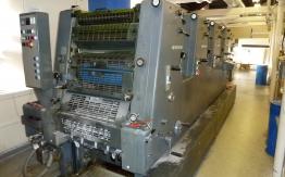 HEIDELBERG GTO52-4P OFFSET