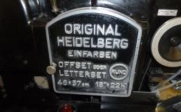 HEIDELBERG KORA OFFSET