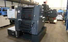 HEIDELBERG PM52 OFFSET (GTO 52-1)