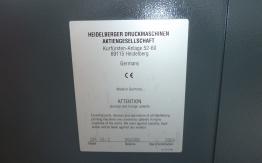 HEIDELBERG PRINTMASTER 46-2P