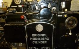 HEIDELBERG S CYLINDER
