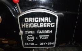 HEIDELBERG SBDZ CYLINDER