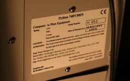 HIGHWATER PYHTON 74 CTP