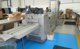 HORIZON BOOKLET MAKER MC 80A WITH SPF-10 & FC-10