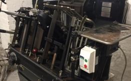 heidelberg windmill platen for sale - die cutter