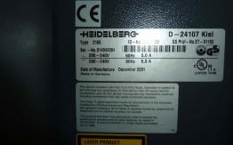 HEIDELBERG PROSETTER 52 CTP SYSTEM