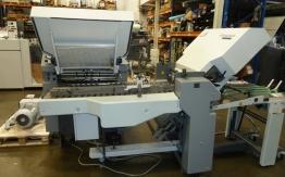 HEIDELBERG STAHL TI 52 4-4 PAPER FOLDING MACHINE