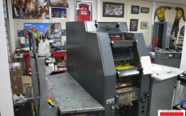 heidelberg qm di 46-4 four colour press