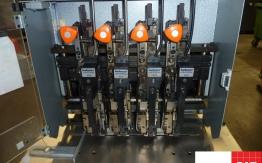 Hohner Exact multi head wire stitcher