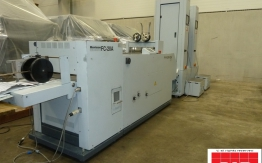 horizon vac 100 with spf 20a & fc 20a booklet maker