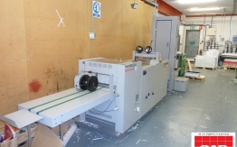 horizon vac 100 with spf 20a booklet maker