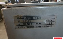 Ideal Forte 46 /E guillotine