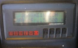 JUNGHEINRICH EFG-DF 1.5 500 FORK TRUCK