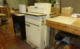 USED WIRE O PUNCHING MACHINE KL-50