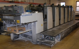 KOMORI LITHRONE L-628 EM OFFSET