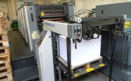 KOMORI LITHRONE L-526 ES OFFSET