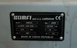 KOMFI AMIGA 52 PLUS THERMAL LAMINATOR