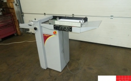 morgana autocreasar 33 - card creasing machine