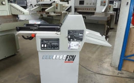 MORGANA FSN NUMBERING & PERFORATING MACHINE