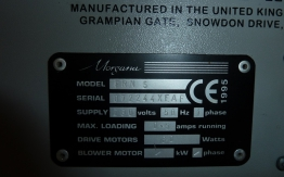 MORGANA FRN 5 AUTOMATIC NUMBERING MACHINE