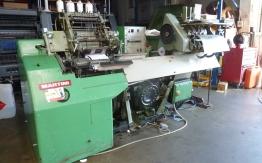 MULLER MARTINI HB 35 BOOK SEWING MACHINE