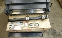 NUMBERING AND PERFORATION UNIT FOR PM / GTO 52