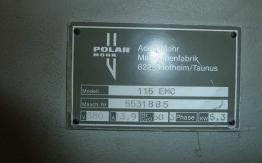 POLAR 115 EMC