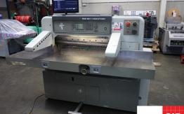 polar 92 em-mon paper cutting machine